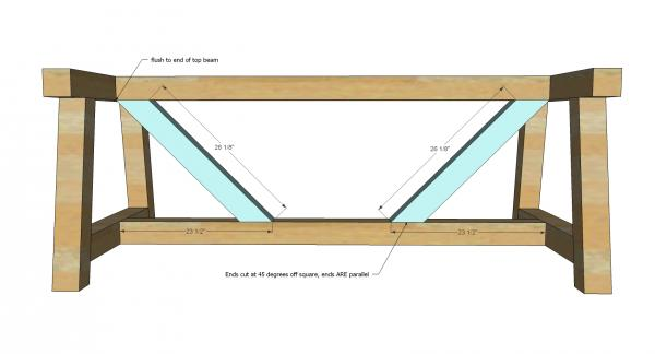 Strength Of Half Lap Joints Carpentry Diy Chatroom