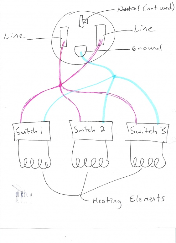 wiring diagram for electric kiln wiring diagram homemade pottery kiln i need help wiring my home