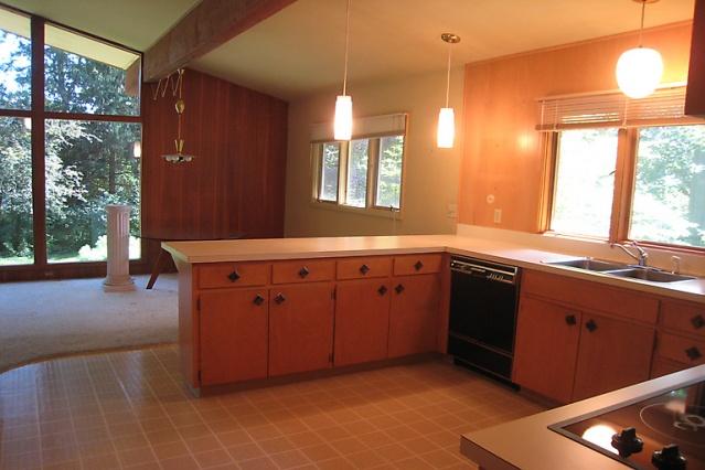 Need some tips on 1960 39 s mid century modern kitchen - Mid century kitchen cabinets ...