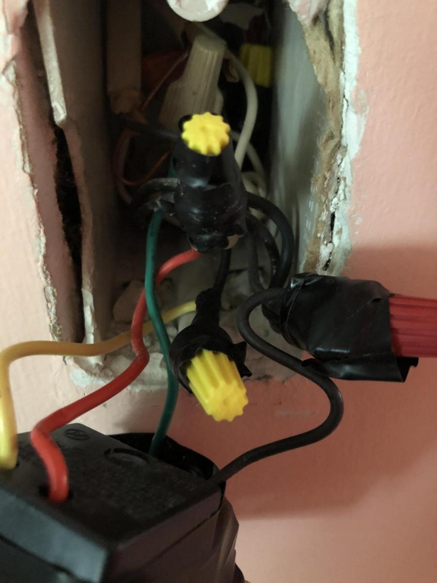 Ceiling Fan Wiring - Electrical