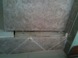 Shower Water Drainage Tiling Ceramics Marble Diy
