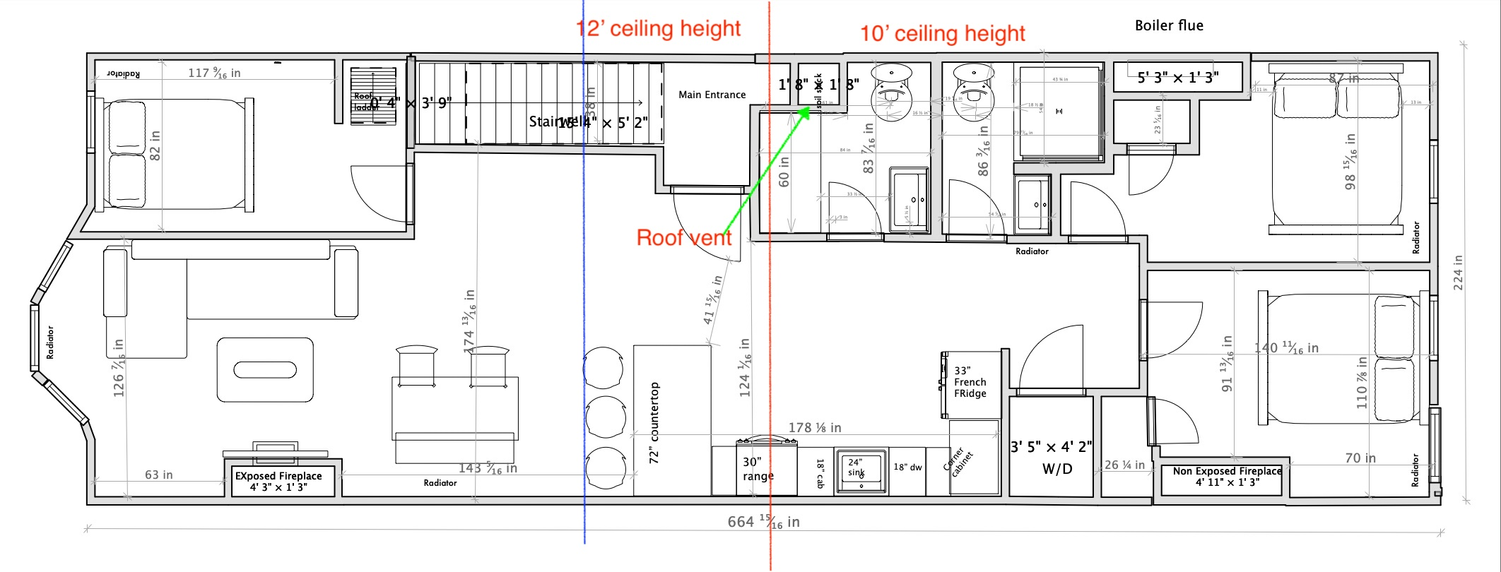 Insulating between the ceiling and a low slope roof-3rd-floor-layout-u-shaped-kitchen-front-door.jpg