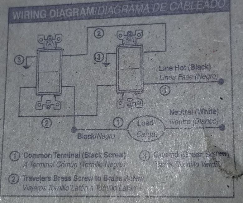 Can A 3 Way Switch Provide Always Hot Line To Another Load