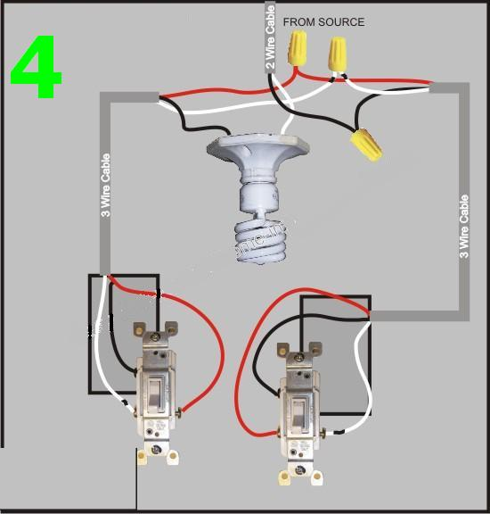 Three way light electrical diy chatroom home improvement forum three way light 4 load sw swg swarovskicordoba Images