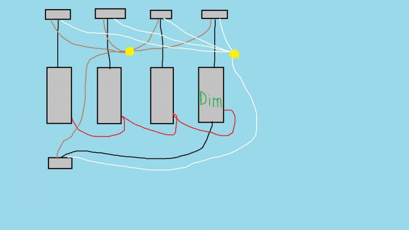 Wiring A Multiple Switch Box - Custom Wiring Diagram •