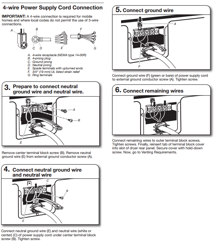 Exelent 4 Wire Electrical Hook Up Model - Wiring Diagram Ideas ...