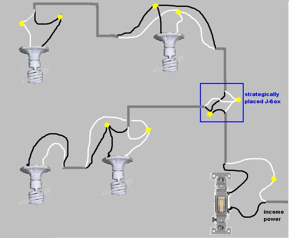 Electrical Wiring Question | Easy Electrical Wiring Question Electrical Diy Chatroom Home