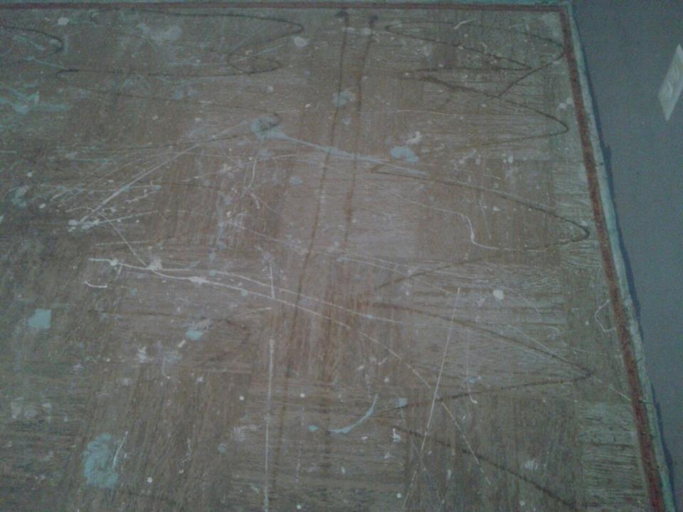 Suspected Asbestos Floor Tiles Under 20 Year Old Carpet Flooring
