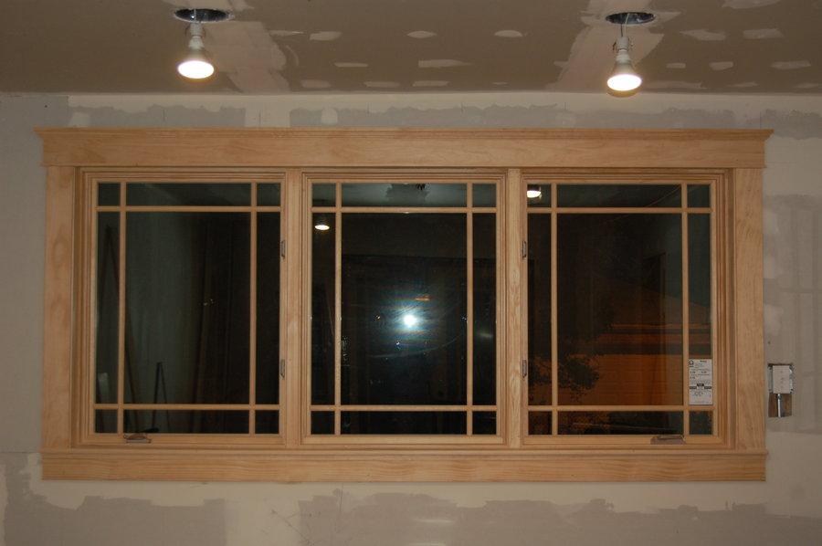 Door & Window Trim / Casing Overhaul - Craftsman Style ...