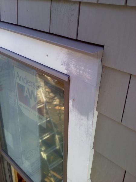 Deck Over Basement Window