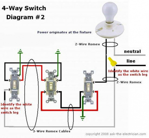 How to replace 4 swithes in a hallway w/motion sensing switches-4wayswitchdiagram2.jpg