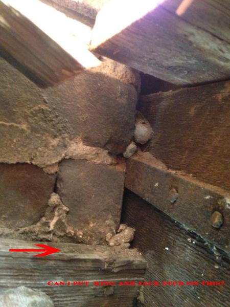 Load bearing joining at brick wall.  Studs where?-5.jpg