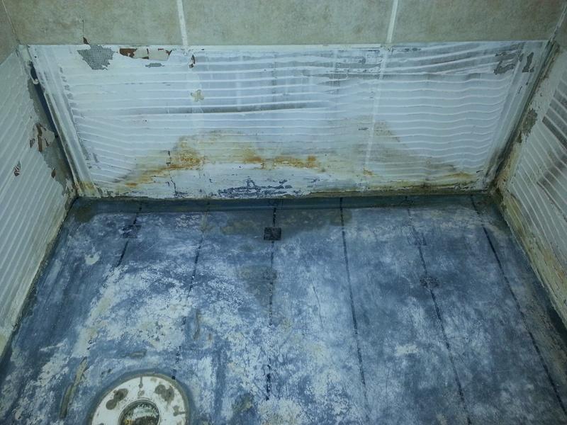 How to repair tiled shower drain leak-5.jpg