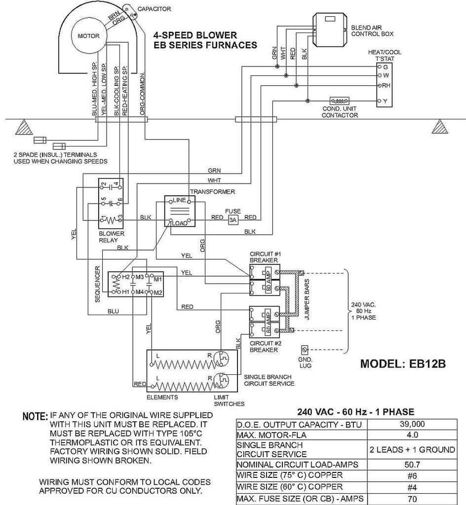 blower motor speed problem - hvac