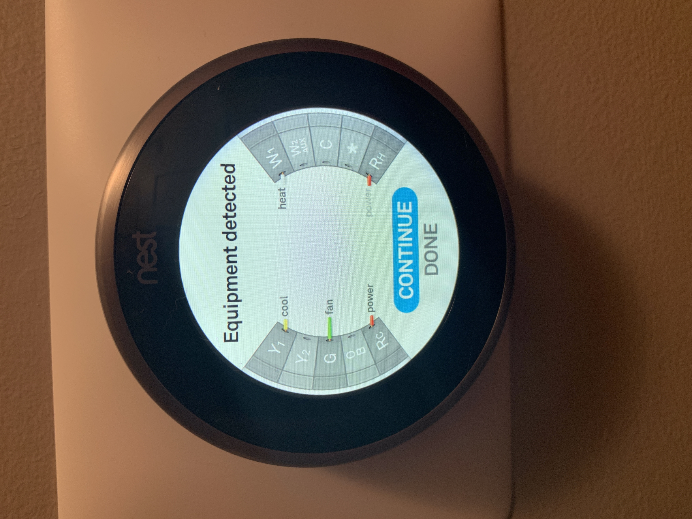 Power Issues With Nest Learning Thermostat Gen 3