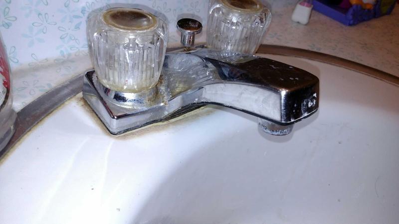 5 SLOW Leak/Drip In Upstairs Bathroom Sink Lines, How To Resolve? 6