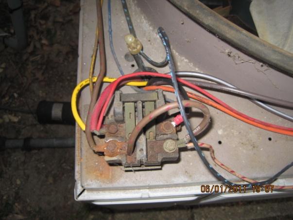 Ac Compressor Fan Motor Wiring - Hvac