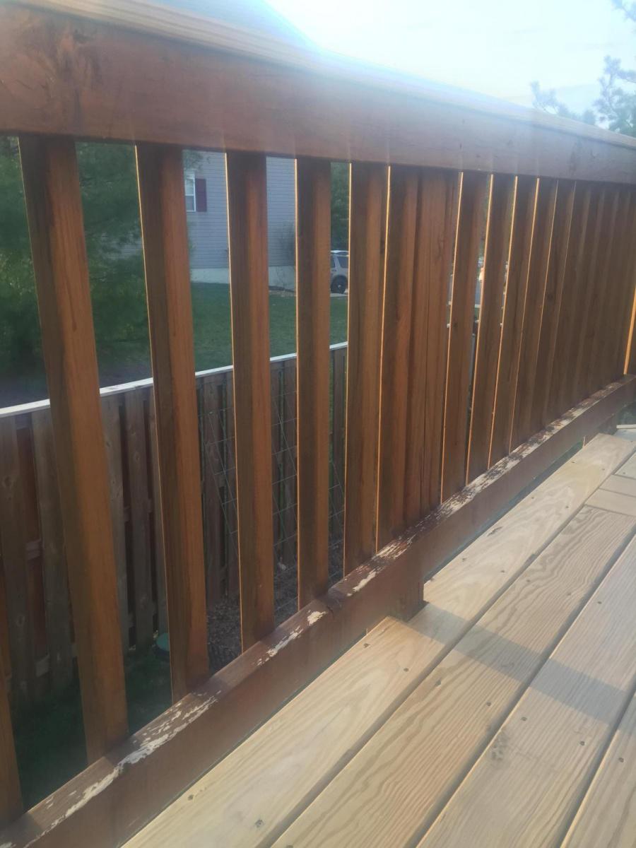 Deck Railings Diy Cheap