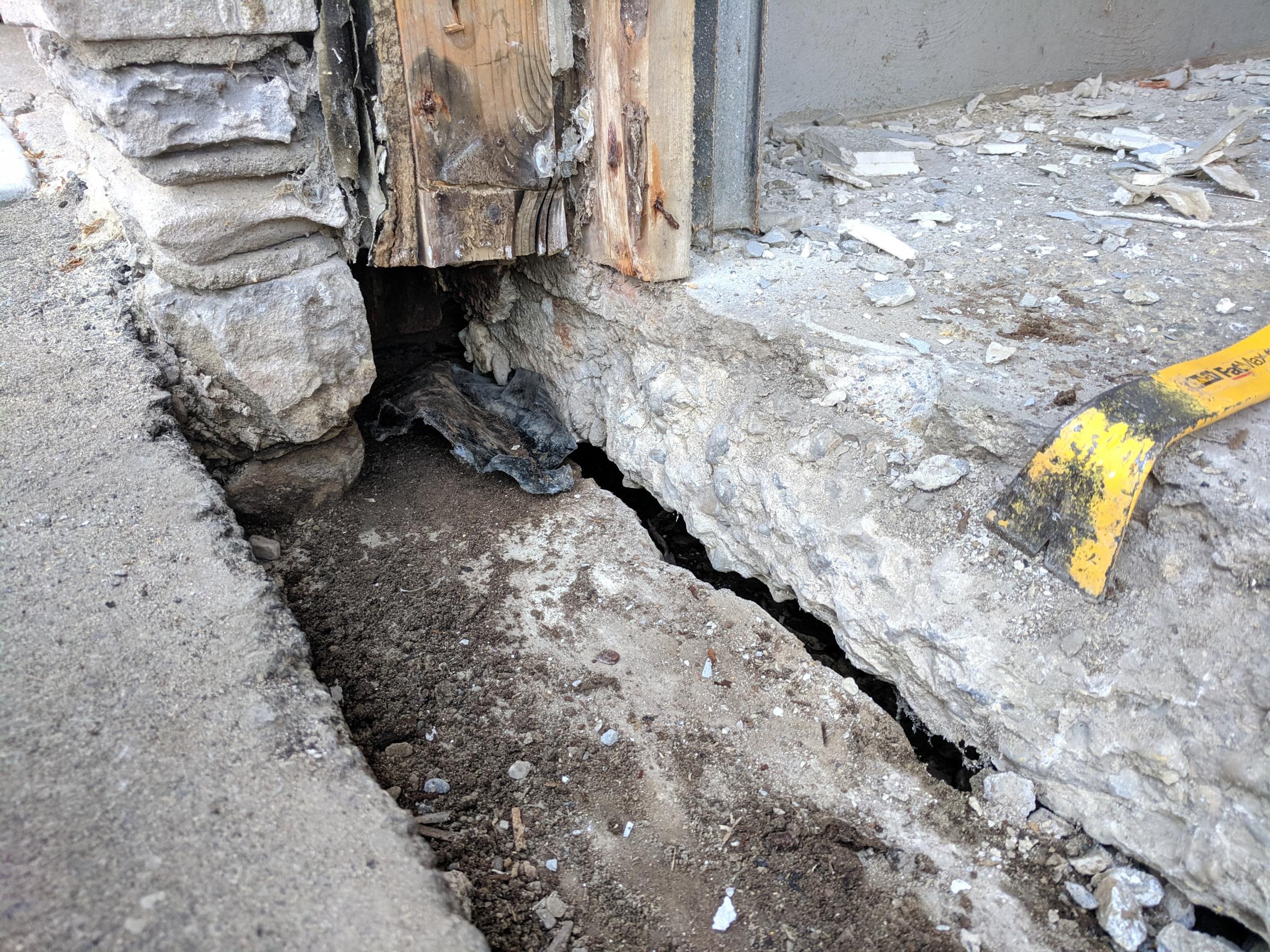 Repair Garage Threshold & Posts-7.jpg