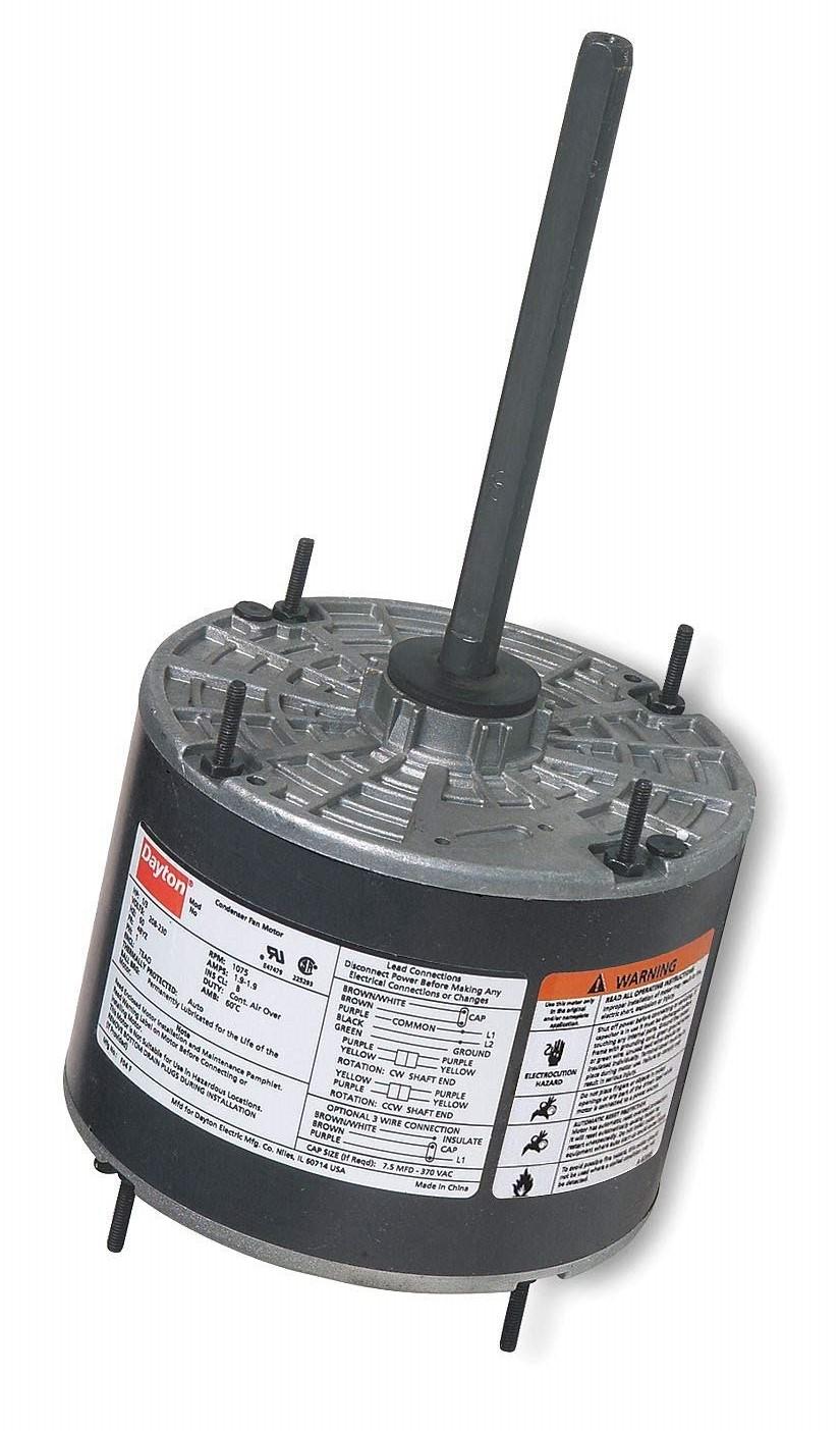 Beginner Help With Basic Wiring For Blower Motor - Hvac