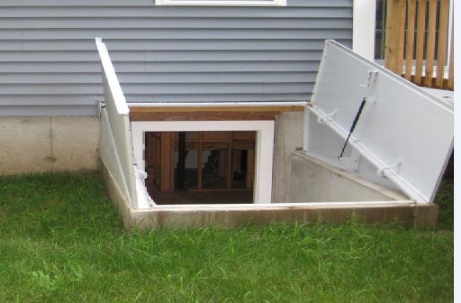 Water Entering Basement From Under Bulkhead Door-8-7-11-3.jpg