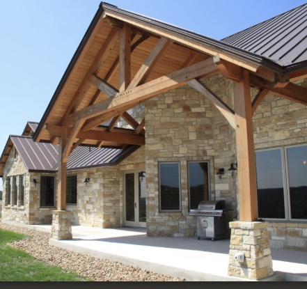 how to build a timber roof frame