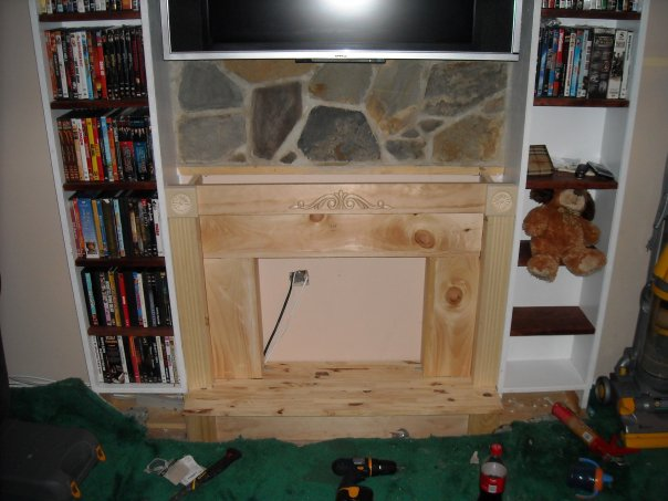 Built-in Entertainment Center and Faux Fireplace-9.jpg