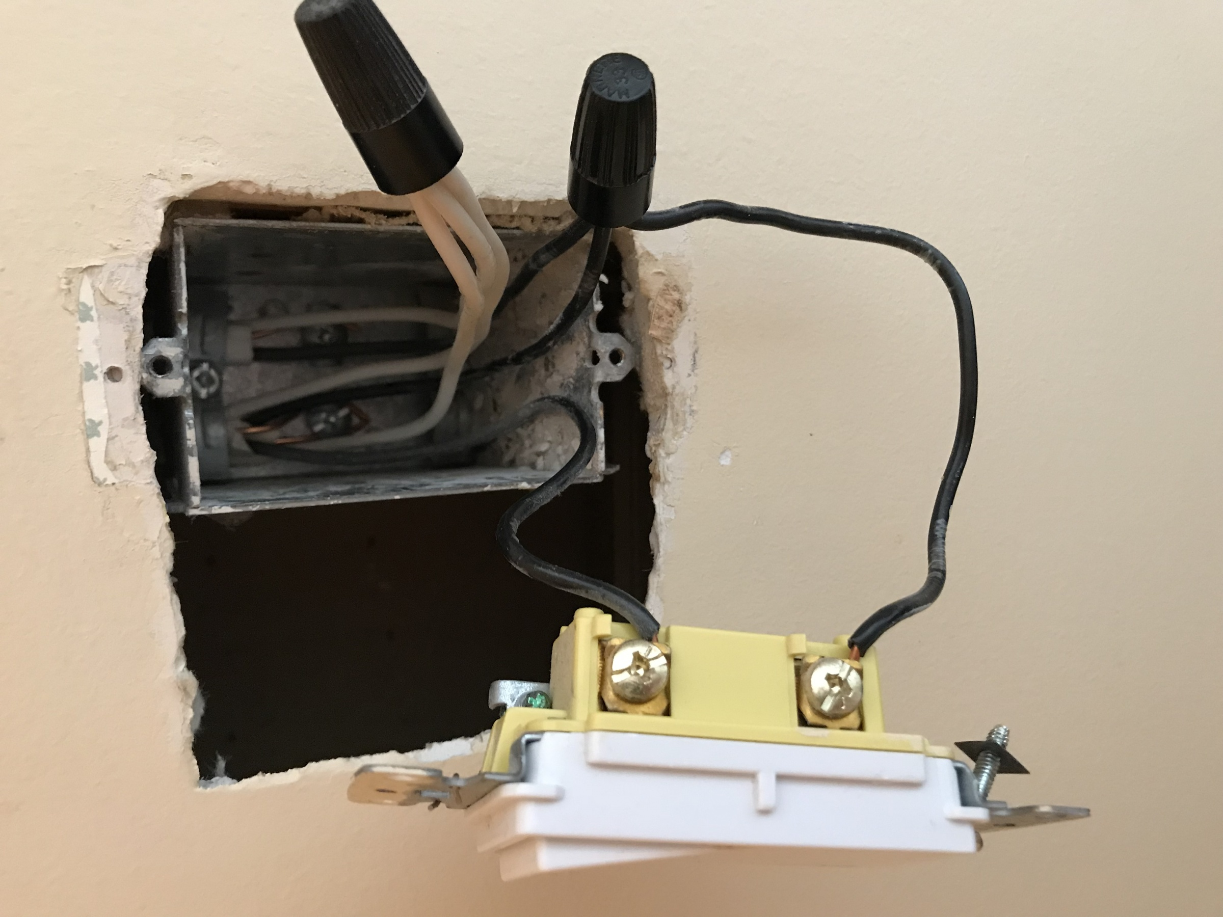 Wiring A Bathroom Fan Switch