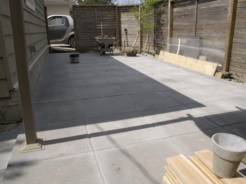 Perfect Some Questions Before I Place 2u0027 X 2u0027 100lbs Concrete Pavers _5062391.