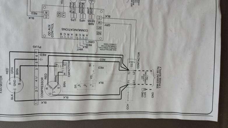 Icm492c Voltage Monitor - Hvac