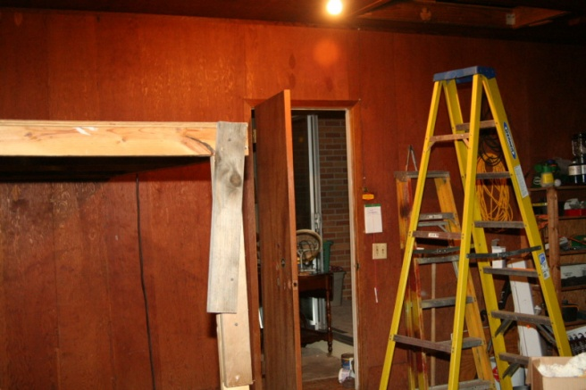 Todays Project - The new door from garage to porch-access-door-garage.jpg