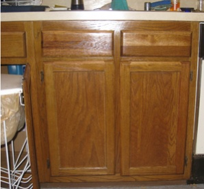 Restain Kitchen Cabinets on How To Restain Kitchen Cabinets      Painting     Diy Chatroom     Diy