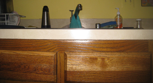 kitchen cabinets..paint or restain?-after-3.jpg