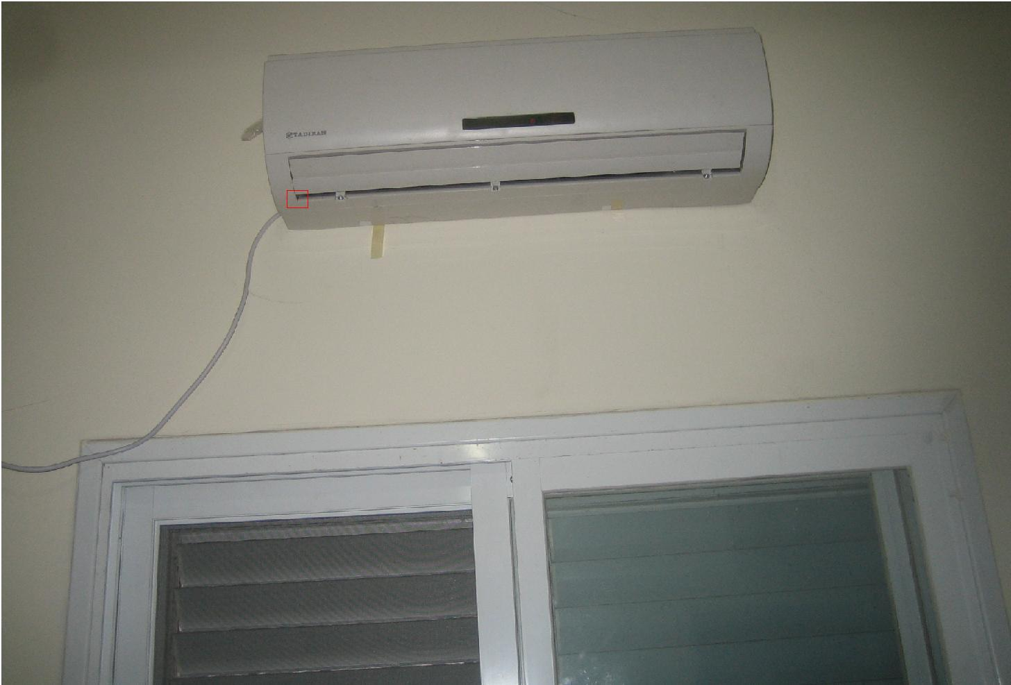How I can repair My new air conditioner that drip water into my room?-air-1.jpg