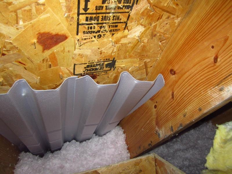 Attic Insulation Problems Insulation Diy Chatroom Home