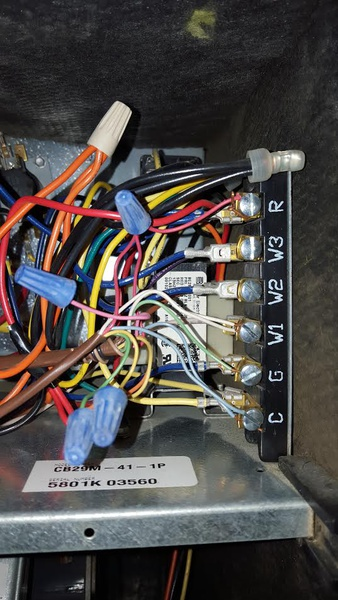 Robertshaw Heat Pump Thermostat Wiring Diagram - List of ... on