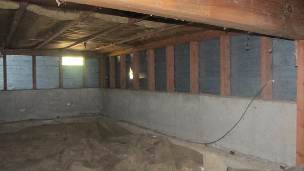 Crawlspace Insulation Insulation Diy Chatroom Home