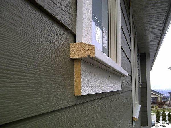 Wood Siding Wood Siding Window Trim