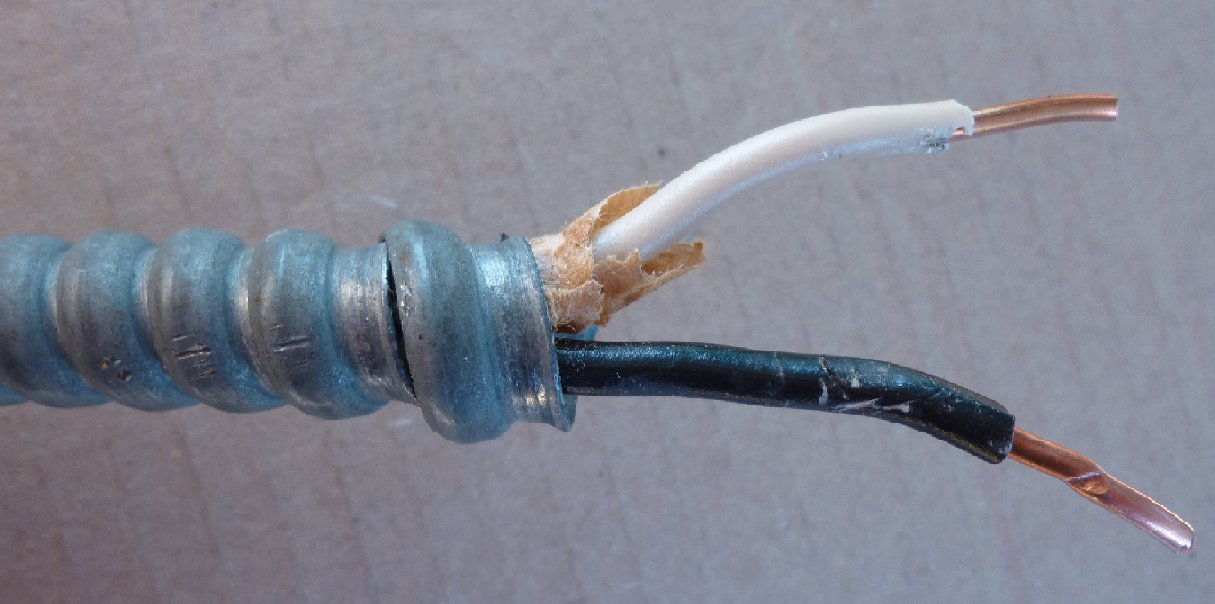 Is Grounding using Armored Cable ok?-armored_cable.jpg
