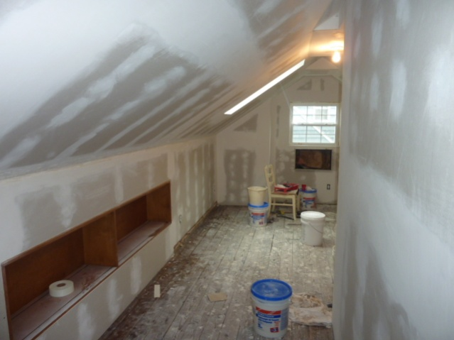 Drywall joints cracking and bulging in attic conversion-attic-2.jpg