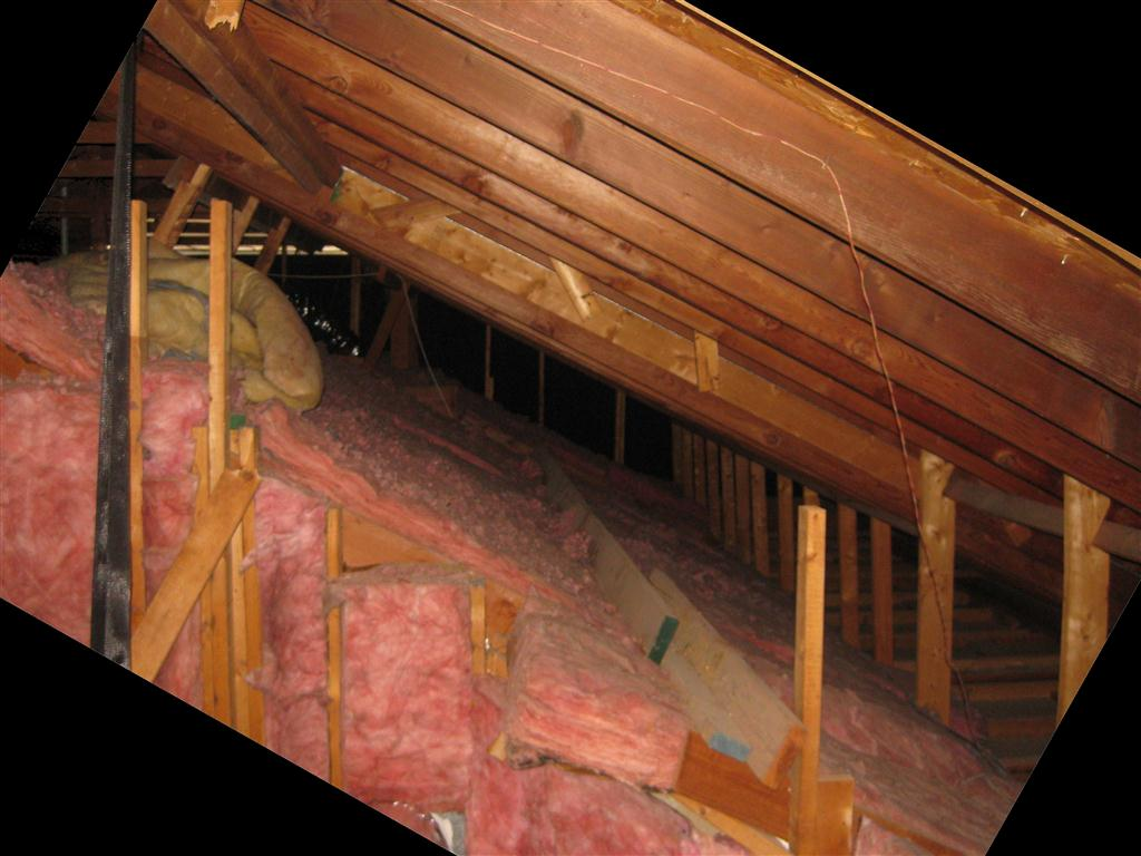 Old Poorly Insulated Attic W/Vaulted Ceiling Attic1 Medium  ...