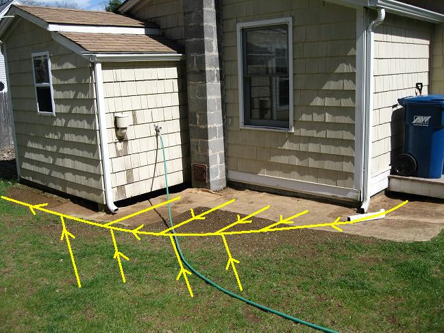 Formed Concrete French Drain?-back-corner-house-04132012-labeled.jpg