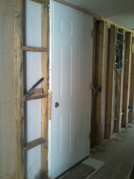 Complete Mobile Home Remodel-back-door.jpg