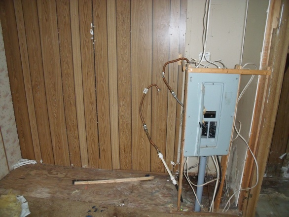 Complete Mobile Home Remodel-back-master-room-breaker-box.jpg