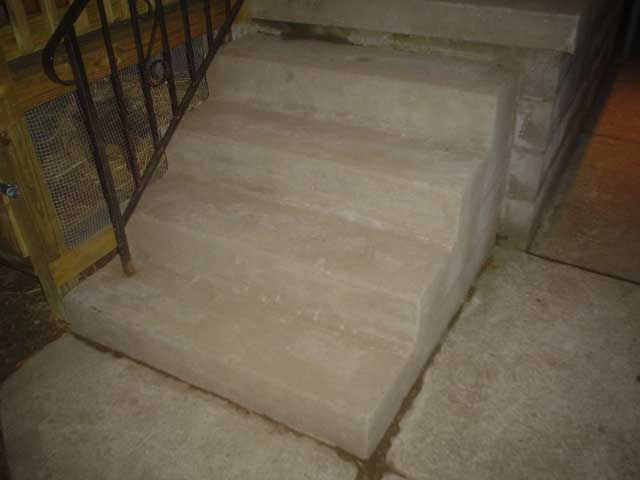 Can I demo these steps with this drill?-back_porch_steps.jpg
