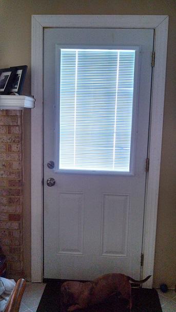 Gentil ... Door U0026amp; Window Trim / Casing Overhaul   Craftsman Style Backdoor  ...