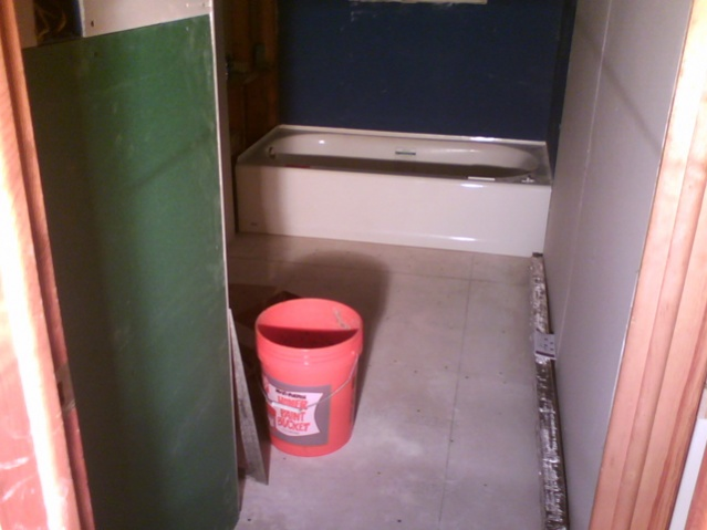 First tiling job- last minute feedback sought-backerboard.jpg