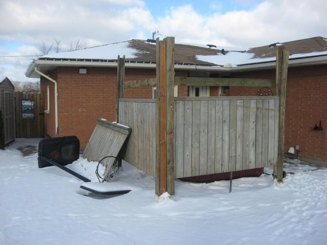 Backyard Hot Tub Ideas : Hot Tub Enclosure Ideasbackyard2jpg