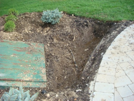 Backyard Drainage Issue - Landscaping & Lawn Care - DIY ...