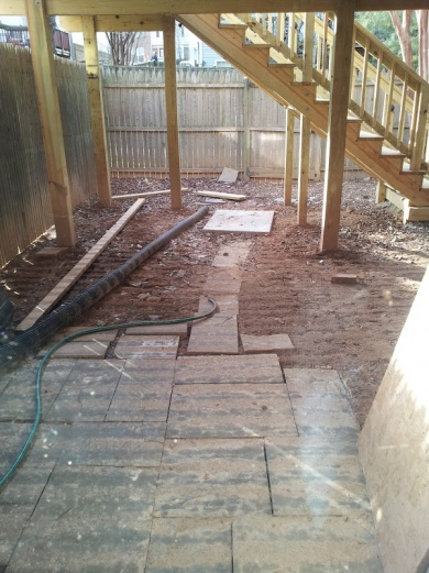Building a paver patio, questions about process and design-backyard1.jpg